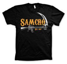 Zákon Gangu pánské tričko SAMCRO Est. 1967