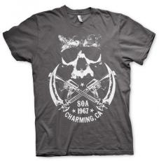 Zákon Gangu pánské tričko 1967 Skull