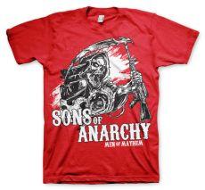 Zákon Gangu pánské tričko AK Reaper