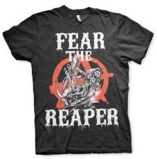Zákon Gangu pánské tričko Fear The Reaper