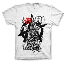 Zákon Gangu pánské tričko Reaper Splash