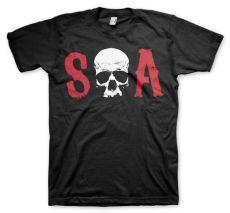 Zákon Gangu pánské tričko S-O-A