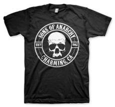 Zákon Gangu pánské tričko Seal
