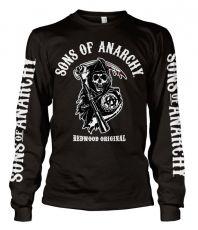 Zákon Gangu tričko s dlouhým rukávem Redwood Original