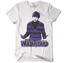 Teorie velkého třesku pánské tričko The Wolowizard