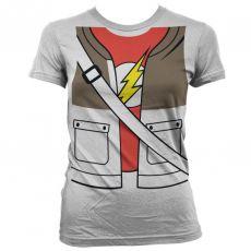 Dámské tričko Teorie velkého třesku Sheldons Suit