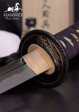 Tiger Katana praktický meč Hanwei samurajský meč Hanwei Paul Chen