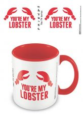 Friends Coloured Inner Hrnek You're my Lobster