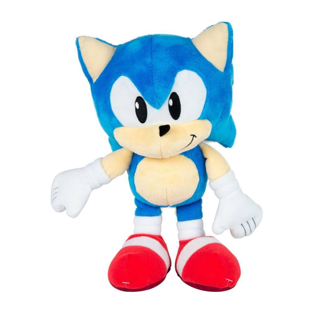 Sonic Boom Plyšák Figure Sonic 30 cm Tomy