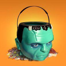 Universal Monsters Superbucket Frankenstein 18 cm