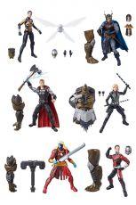 Marvel Legends Series Akční Figures 15 cm Avengers 2018 Wave 2 Sada (8)