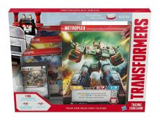 Transformers TCG Metroplex Deck Anglická