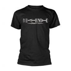 Death Note Tričko Logo Velikost M
