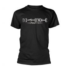 Death Note Tričko Logo Velikost XL