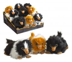 Fantastic Beasts 2 Plyšák Figures Baby Nifflers 15 cm Display (9)
