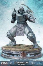 Fullmetal Alchemist Brotherhood Soška Alphonse Elric Gray Variant 55 cm