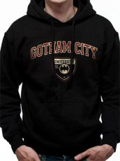 Batman Hooded Mikina Gotham City University Velikost XL