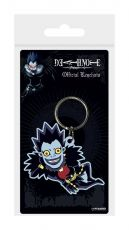 Death Note Gumový Keychain Ryuk 6 cm