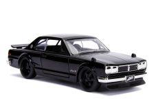 Fast & Furious Kov. Model 1/32 2002 Nissan Skyline 2000 GT-R (C10)