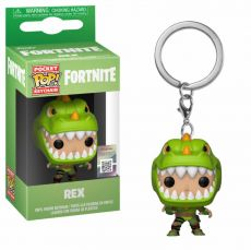 Fortnite Pocket POP! vinylová Keychain Rex 4 cm