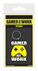 Gamer At Work Gumový Keychain Joypad 6 cm