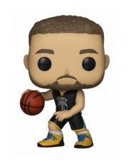 NBA POP! Sports Vinyl Figure Stephen Curry (Warriors) 9 cm