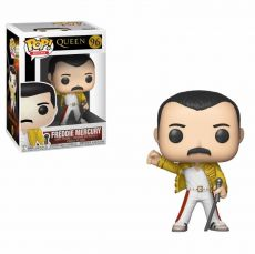 Queen POP! Rocks vinylová Figure Freddie Mercury Wembley 1986 9 cm