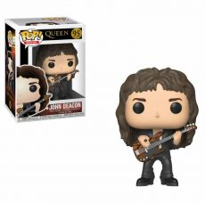 Queen POP! Rocks Vinyl Figure John Deacon 9 cm