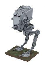 Star Wars Plastic Model Kit 1/48 AT-ST
