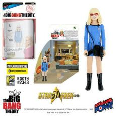 The Big Bang Theory Akční Figures with Diorama Set Bernadette TOS EE Exclusive 10 cm