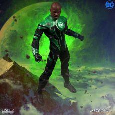 DC Comics Light-Up Akční Figure 1/12 John Stewart - The Green Lantern 17 cm