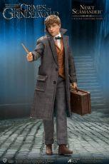 Fantastic Beasts 2 Real Master Series Akční Figure 1/8 Newt Scamander 23 cm