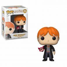 Harry Potter POP! Movies vinylová Figure Ron with Howler 9 cm