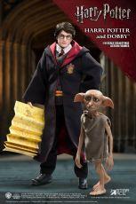 Harry Potter Real Master Series Akční Figure 2-Pack 1/8 Harry & Dobby 16-23 cm