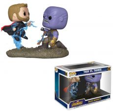 Marvel POP! Movie Moments vinylová Figures 2-Pack Thor & Thanos 9 cm