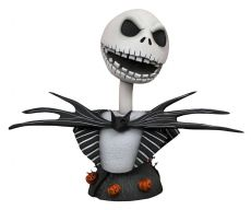 Nightmare before Christmas Legends in 3D Bysta 1/2 Jack Skellington 25 cm
