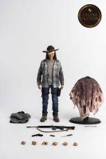 The Walking Dead Akční Figure 1/6 Carl Grimes Deluxe Verze 29 cm