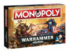 Warhammer 40,000 Board Game Monopoly Anglická Verze