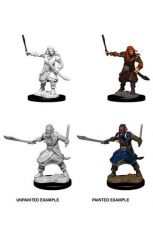 D&D Nolzur's Marvelous Miniatures Unpainted Miniatures Bandits Case (6)