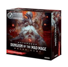 Dungeons & Dragons Board Game Waterdeep Dungeon of the Mad Mage Premium Edition Anglická Verze