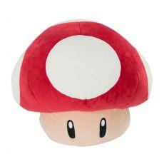 Mario Kart Mocchi-Mocchi Plyšák Figure Super Mushroom 40 cm
