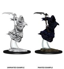 Pathfinder Battles Deep Cuts Unpainted Miniatures Grim Reaper Case (6)