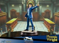 Phoenix Wright Ace Attorney Dual Destinies Soška 1/6 Phoenix Wright 34 cm