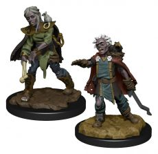 WizKids Wardlings Miniatures Zombie (Female) & Zombie (Male) Case (6)
