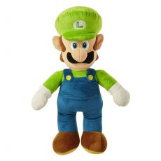World of Nintendo Jumbo Plyšák Figure Luigi 50 cm