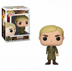 Attack on Titan POP! Animation Vinyl Figure Erwin (One-Armed) 9 cm