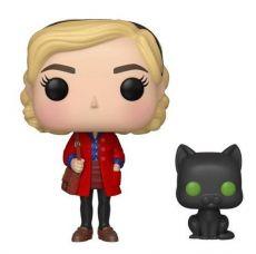 Chilling Adventures of Sabrina POP! Movies vinylová Figure Sabrina & Salem 9 cm