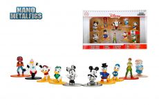 Disney Nano Metalfigs Kov. Mini Figures 10-Pack Wave 2 4 cm