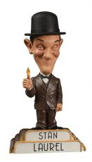 Laurel and Hardy Bobble-Head Stan Laurel in Suit 20 cm