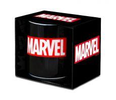 Marvel Hrnek Box Logo
